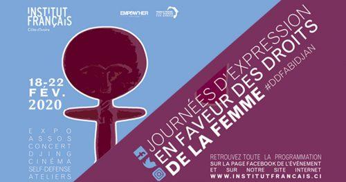Les Journées de la femme à l'Institut français