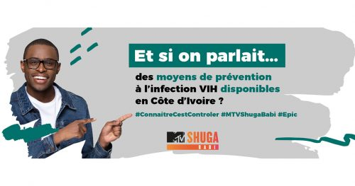 EpiC et MTV Shuga Babi pour la PrEP