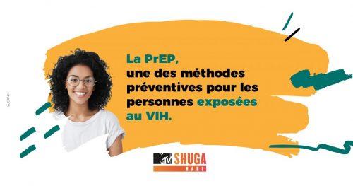 La PrEP, une méthode préventive.