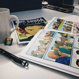 #MTVShugaComic - Calling All Illustrators in SA!